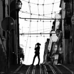 Portraits anonymes : silhouette
