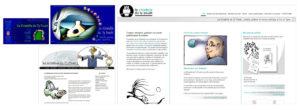 Exemple de refonte de site internet : Site web personnel : La Citadelle du Ty Pouèt