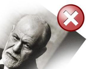 Freud, pourquoi m'as-tu abandonné ?
